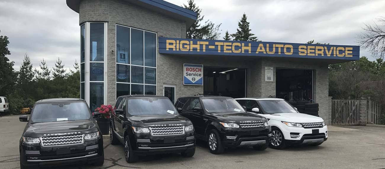 Right-Tech Auto Repair & Service Shop in Mississauga, ON