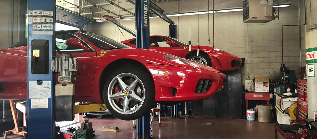 Luxury & Exotic Car Repair in Mississauga, ON