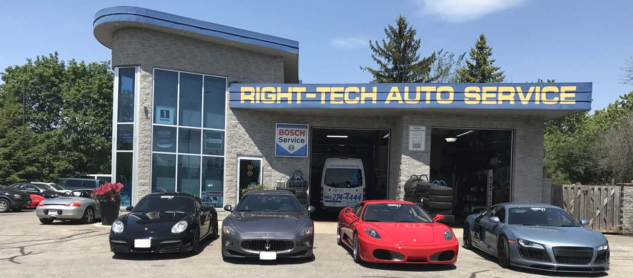 Right-Tech Auto Repair & Service Mechanics in Mississauga, ON
