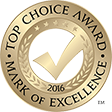 Top Choice Award Logo